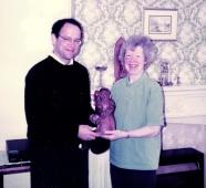 Barbara Wilson (daughter) + S.R. Paine 1992